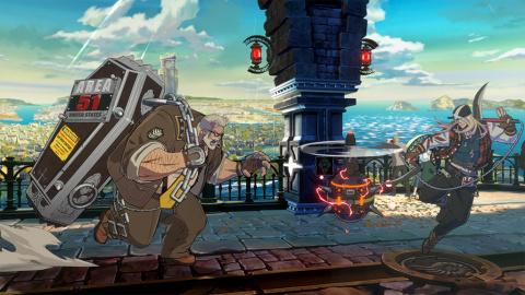 Guilty Gear Strive : GoldLewis est le premier personnage supplémentaire