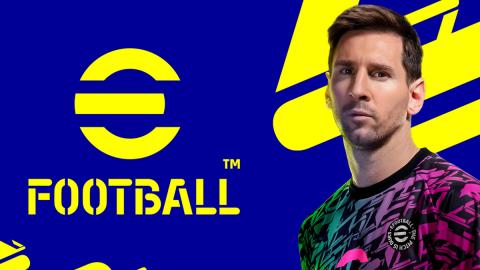 PES laisse sa place à eFootball et devient free-to-play