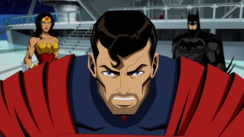 Injustice Gods Among Us : le film d'animation dévoile son casting et une première image