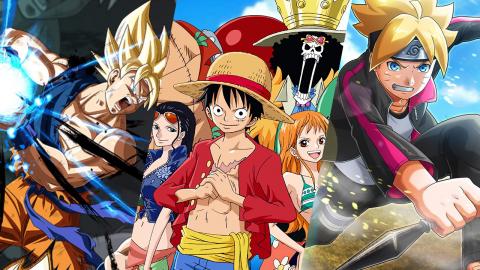 Dragon Ball, Naruto, One Piece... Les jeux mobiles adaptés de mangas à découvrir
