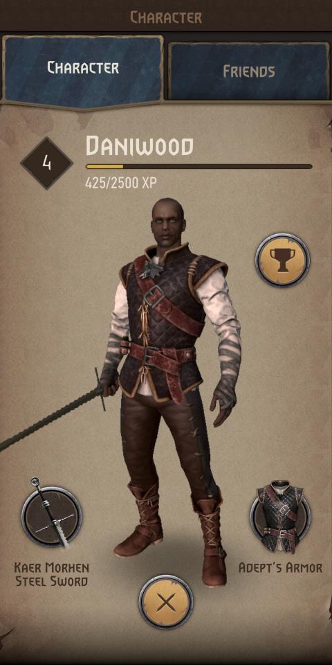 The Witcher Monster Slayer, astuces et guide pour bien débuter dans le RPG mobile