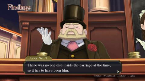 The Great Ace Attorney Chronicles : un procès qui a de l'assise ?