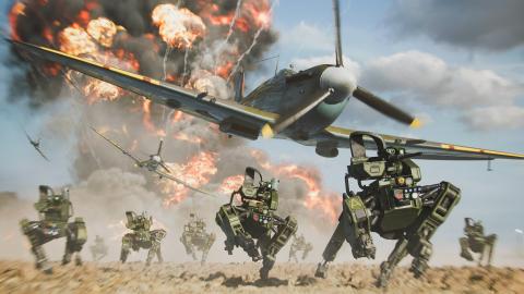 """Battlefield 2042 : une IA poussée pour des bots """"très difficiles"""" à différencier des vrais joueurs"""