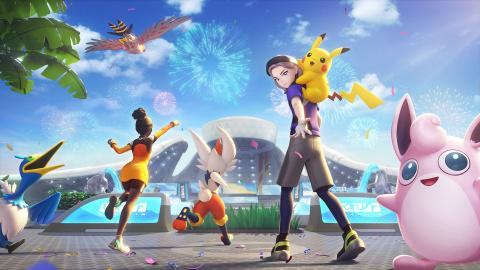 Pokémon Unite : Tabassez-les tous !