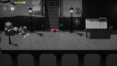 Death's Door : La mort lui va si bien !