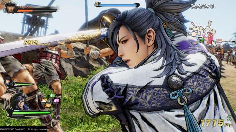 Samurai Warriors 5 : les chiffres du lancement japonais dévoilés, de quoi sabrer le champagne ?