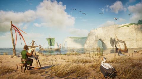 Assassin's Creed Valhalla Le Siège de Paris : les vikings datent leur assaut pour le second DLC