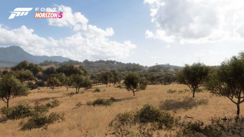 Forza Horizon 5 : Playground Games nous donne un avant-goût des somptueux décors du jeu
