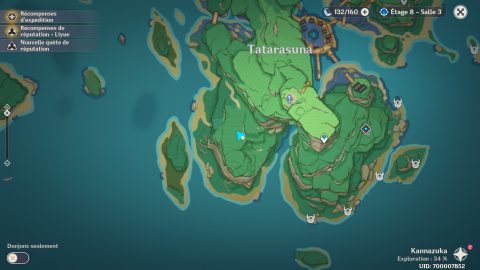 """Genshin Impact, la quête annexe """"Sakurologie"""" : notre guide complet"""
