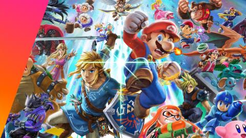 Super Smash Bros. a été détrôné...