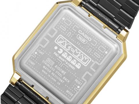 Casio x Pac-Man : Une montre collector dévoilée au Japon