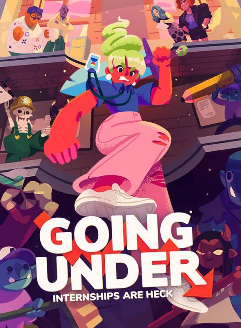 Going Under sur Switch