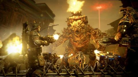 Gears 5 : nouveaux personnages, nouvelle carte... l'Opération 8 détaillée