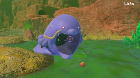 New Pokémon Snap : de nouvelles zones arrivent dans une mise à jour