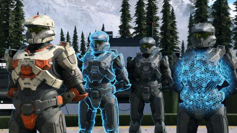 Halo Infinite : Du contenu et un nouveau paramètre de difficulté ajoutés au test technique