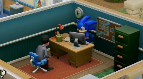 Two Point Hospital : Pour ses 30 ans, Sonic vient soigner de drôles de maladies