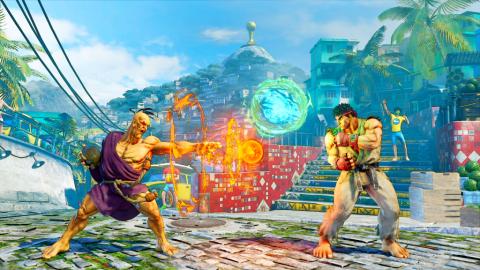 Street Fighter V : Oro l'ermite sort de l'ombre avec une bande-annonce
