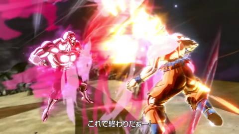 Dragon Ball Xenoverse 2 : Jiren dévoile toute sa puissance