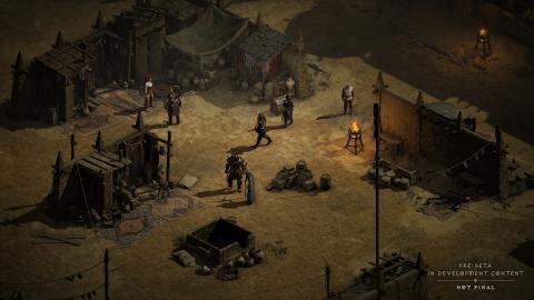 Diablo 2 Resurrected : L'heure de lancement confirmée, l'acteur principal de Shang-Chi se prépare au combat