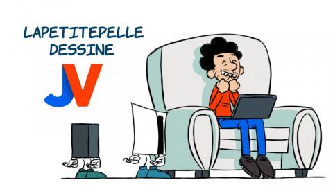 LaPetitePelle dessine JV - N°394