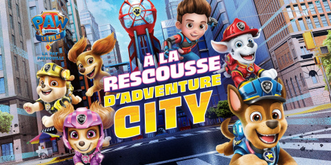 Pat' Patrouille - le film : A la rescousse d'Adventure City sur PC
