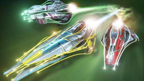 WipEout : un nouveau jeu sur PS5, par les développeurs de Destruction AllStars ?