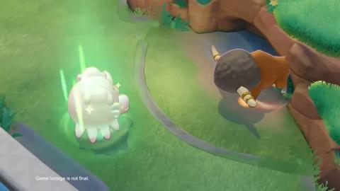 Pokémon Unite : Leuphorie, nouveau Pokémon Support, arrive dès cette semaine