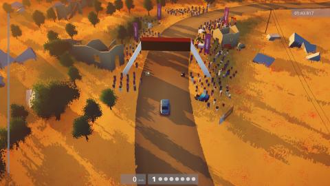 art of rally : Panne sèche pour la version Xbox One