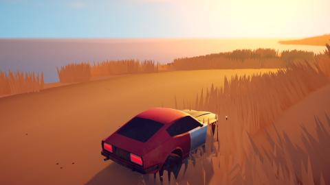 Art of Rally : Le jeu de course arrive avec sa direction artistique sur PS4 et PS5