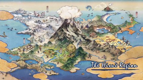 Légendes Pokémon Arceus ne serait pas un open-world ? Les joueurs s'inquiètent
