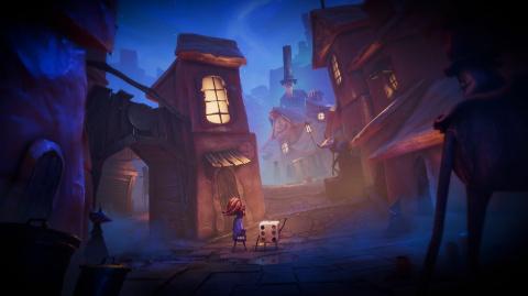 Lost in Random : le jeu abat ses cartes avec un tour d'horizon de ses six royaumes