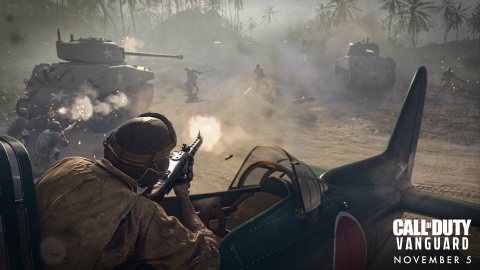 Call of Duty Vanguard : La promesse d'une campagne intense et immersive