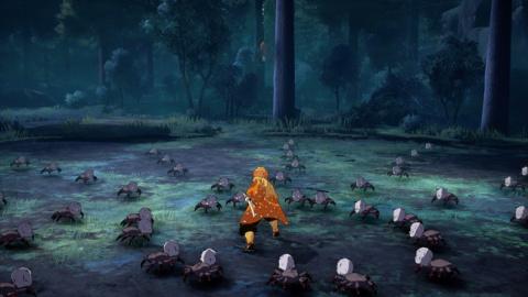 Demon Slayer The Hinokami Chronicles : les démons jouables prévus, mais pas tout de suite