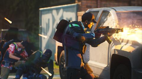 Nine to Five : Un FPS compétitif 3v3v3 qui cherche midi à quatorze heures - gamescom 2021