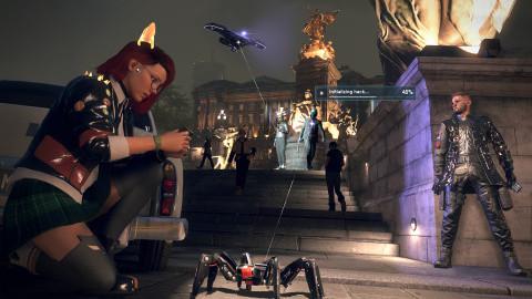 Watch Dogs Legion : la mise à jour 5.5. est là, Assassin's Creed, multi et zombies au programme
