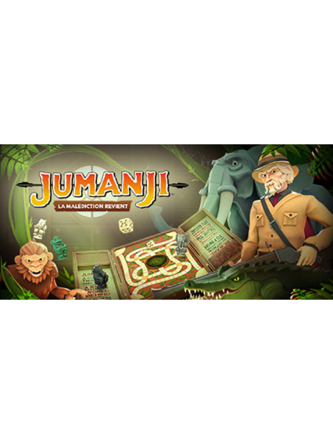 JUMANJI : The Curse Returns sur PC