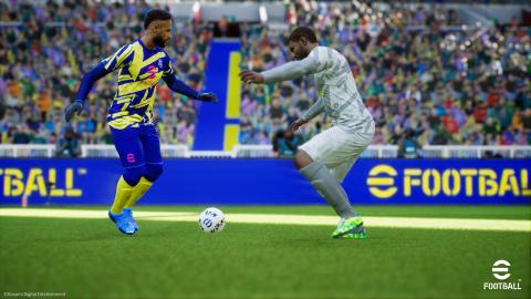 gamescom 2021 - eFootball : fonctionnalités PS5, emphase sur le 1c1... Konami fait le point