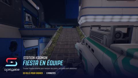 Splitgate, saison 0 : contenu du Battle Pass, liste des défis, notre guide complet
