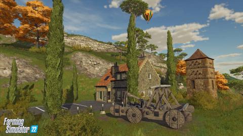 Farming Simulator 22 : L'arrivée des Saisons, pour une nouvelle approche ? - gamescom 2021