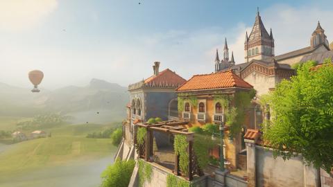 Overwatch : la nouvelle carte révélée, une arrivée prévue pour le mois prochain