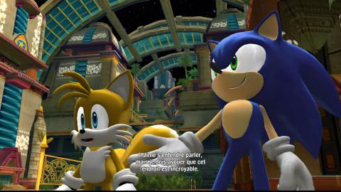 Sonic Colours Ultimate : Plus beau et fluide, Sonic reprend-t-il des couleurs ?