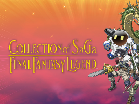 Collection of SaGa : Final Fantasy Legend sur PC