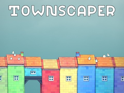 Townscaper sur PC