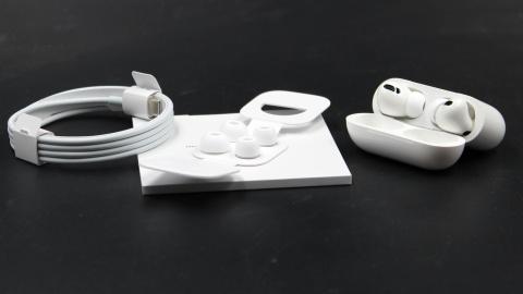 Test des écouteurs sans fil Airpods Pro : La perfection pour l'environnement Apple