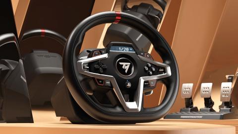 Thrustmaster annonce le volant T248 : Nos impressions sur PS5, PS4 et PC