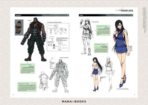 Final Fantasy 7 Remake : l'encyclopédie Material Ultimania arrive en français