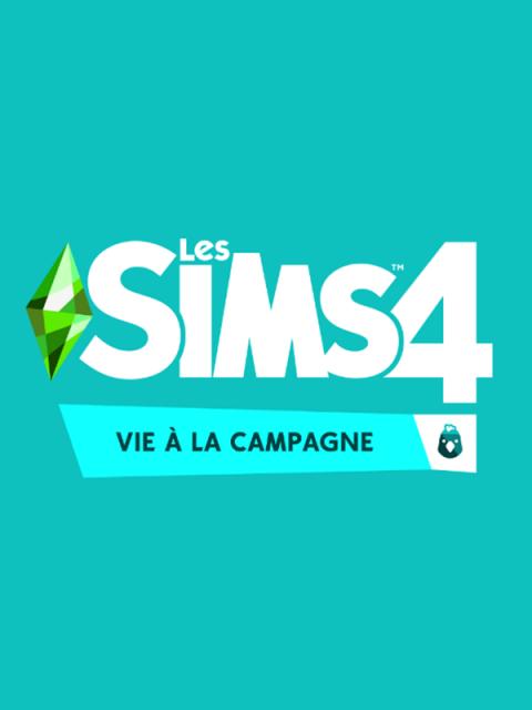 Les Sims 4 : Vie à la Campagne sur Mac