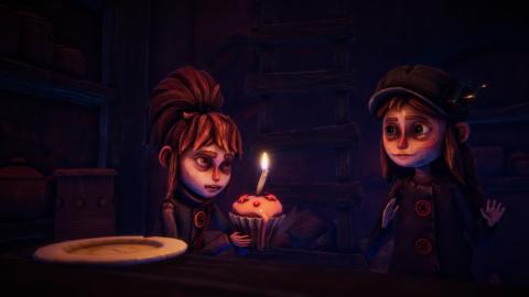 Lost in Random : Un fabuleux jeu d'action-aventure à la Tim Burton