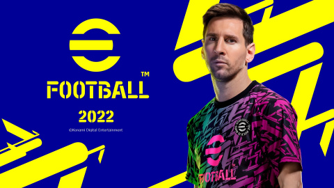 eFootball 2022 sur PS4