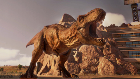 Jurassic World Evolution 2 : Les dinos débarquent aussi en physique